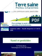 Pesticides Et Sante