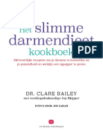 Het slimmedarmendieet-kookboek - Bailey (leesfragment)