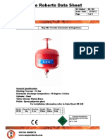 6kg ABC Powder Auto Extinguisher