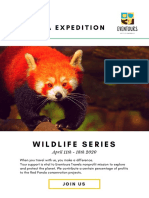 Red Panda Expedition 2020 by Eventours Travels