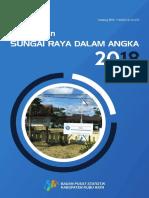 Kecamatan Sungai Raya Dalam Angka 2018