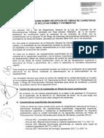 Seguridad de Las Infraestructuras Viarias (RD 345-2011)