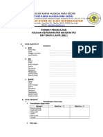 Fomat Resume Gadar Lab Klinik 2019
