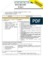 PSYCH 3 - EVALS 2