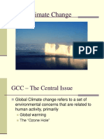 Global Climate Change PPT by Zeeshan Siddique, Subject Specialist Biology, PhD Biosciences