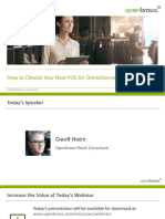 Presentation en How to Choose Your Next Pos for Omnichannel Success