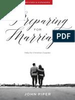 Preparing for Marriage En