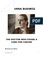 Budwig Doctor Who Found Cure Cancer ByEmma