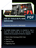 Tools in Pc Hardware