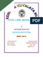 Kendriya Vidyalay Rewa Front Page000