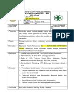 7.7.1 EP 4 Sop Monitoring Status Fisiologi Pasien Pada Pemberian Anastesi Lokal