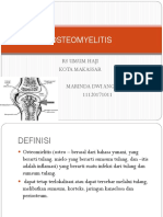 Osteomyelitis MINI REFARAT