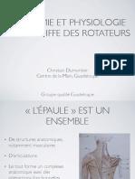Anatomie Et Physiologie de La Coiffe