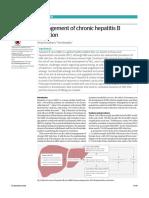 Hepatitis b Journal