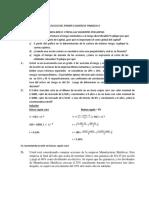 Solución Del Primer Examen de Finanzas II