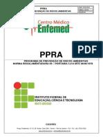 Ppra - Programa de Prevencao de Riscos Ambientais