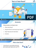 Sales Funnel Ppt