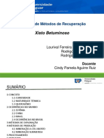 Slide Folhelhos Betuminoso