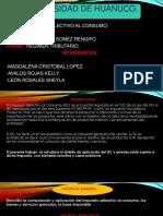 Impuesto Select. Cons Magda Diapo Regimen Grupo 2