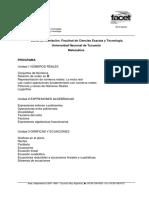 Programa-Matemática Analista Programador Universitario