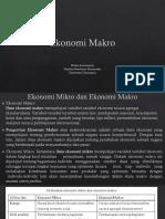 Bahan Ajar Ekonomi Makro