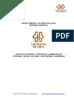 Manual Pqrs Cajica