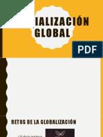 Socialización Global