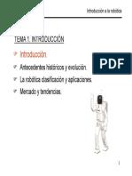 Introducción Robotica