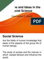 Ppt Social Science