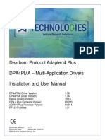 DPA4PMA User Manual