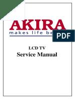 Akira Tv1 Lct-37elosstp