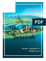 The Palm Jumeirah Reaction Paper