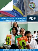 Instruccion Coleccion Bicentenario
