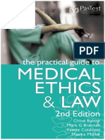Medical Ethics & Law, 2nd e