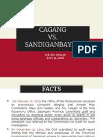 Cagang vs. Sandiganbayan