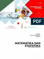 Matematika Dan Statistika Komprehensif