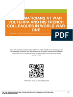 MATHEMATICIANS AT WAR VOLTERRA AND HIS FRENCH COLLEAGUES IN WORLD WAR ONE 15-MAWVAHFCIWWOPDF-7