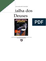 RPG - eBook - Cavaleiros Do Zodíaco - Batalha Dos Deuses