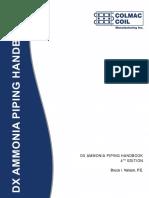 1 Colmac Dx Ammonia Piping Handbook 4th Ed