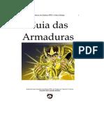RPG - eBook - Cavaleiros Do Zodíaco - Guia Armaduras