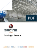 Sacine Calefaccion de Tubo Radiante Catalogo General Calefaccion 1101748