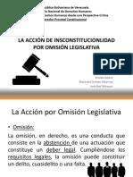 Diapositivas OMISIÓN LEGISLATIVA