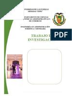 PROYECTO MERCADOS Segundo Avance Final (1)