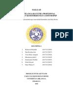 Kasus Pelanggaran Etika Profesional Oleh Itjen Kemendikbud Dan Auditor Bpkp
