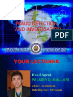 Fraud Detection and Investigation-cmap
