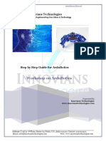 ArduBotics Manual