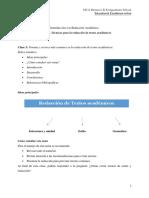 Normas y Errores Más Comunes en La Redacción de Textos Académicos