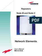 Andrew Repeater Node-M and Node-C User-Manual-1271485