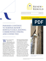 Renew + Rebuild Newsletter Summer 2019 (EN)