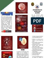 Triptico Sindrome Guillain Barre (1) (1)